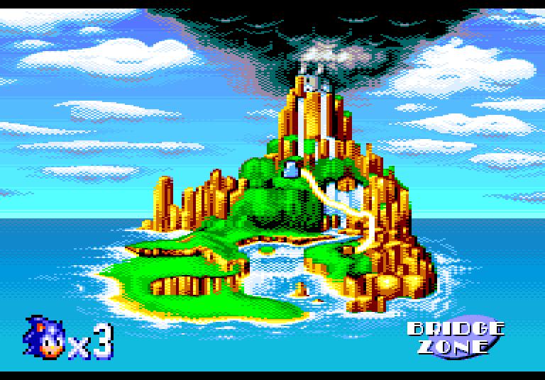 Sonic GX se dévoile d'avantage !