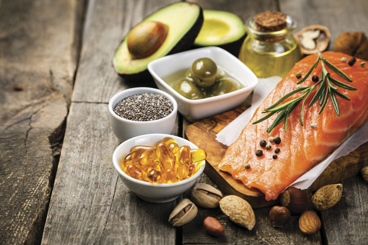 fats that are good for you