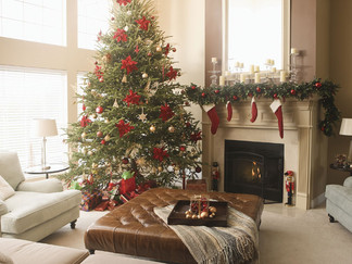 Create a festive space in your leased home