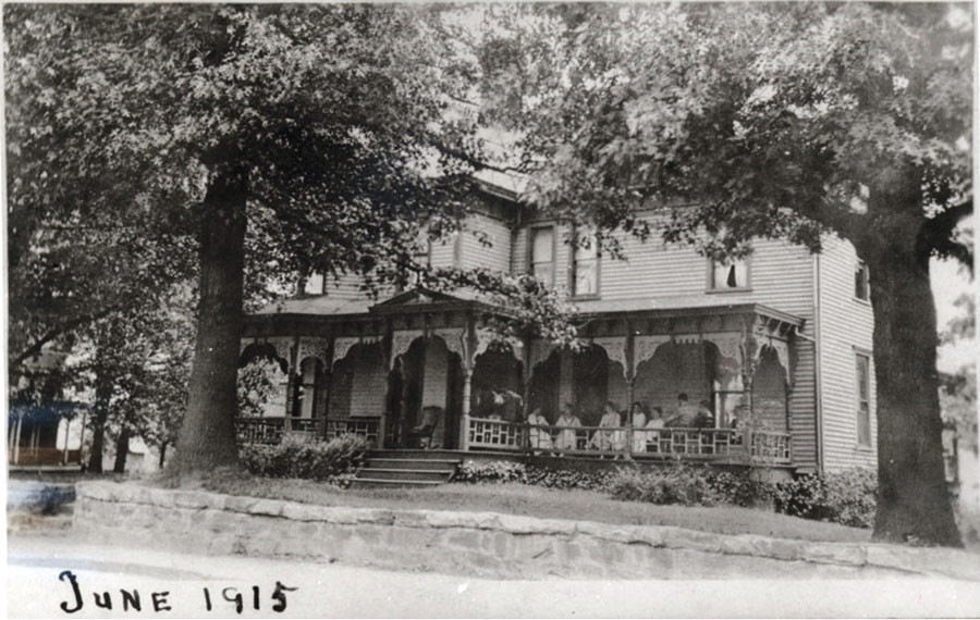 Henry Lamar Gudger House