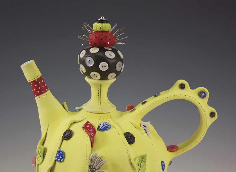 Laura Peery, ceramic art