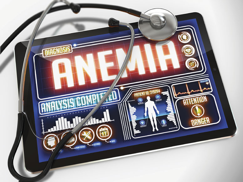 what's anemia and the causes of it in people