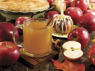 Apple cider three ways