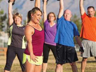 Over 50? You can still get in shape