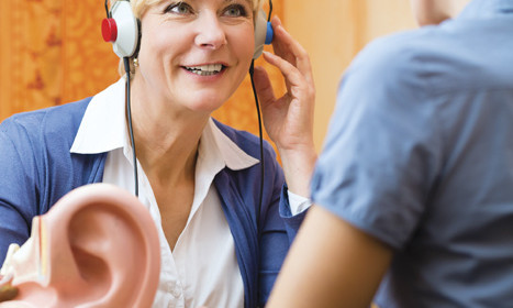 Causes & care of hearing loss  in Seniors: