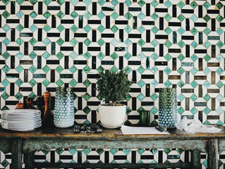 Tiled style: Home design in Portugal
