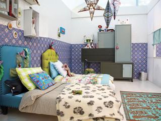 Bedroom Feng Shui for children
