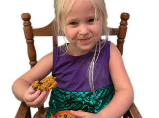 The Classy Cook: Pumpkin Cookie Surprise