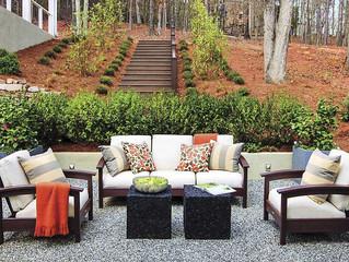 Top trends in outdoor living spaces