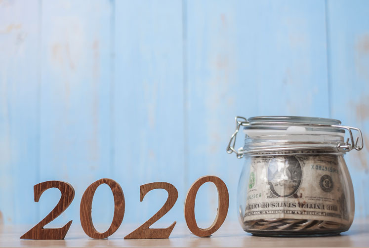 give yourself a second chance on 2020 money resolutions