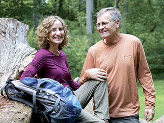 A 'Love' story about two avid hikers