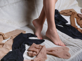 Taylor'd with Style: Pantyhose  Perspective