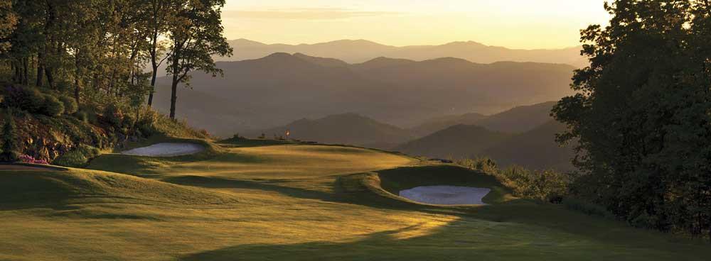 MountainAir golf course