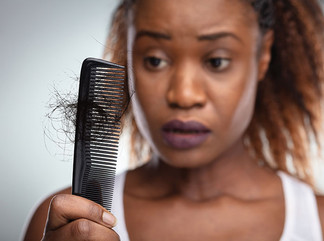 Hair loss in women can severely affect emotional well-being and quality of life