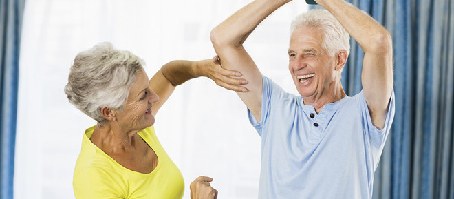 Tips to curb muscle loss as you age