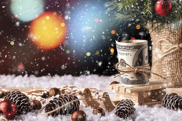 control your spending this holiday starts with a budget