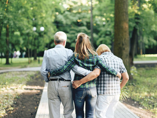 Top considerations for caregivers of aging parents