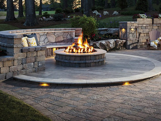Patios, Pavers and Fire Pits...Oh My!