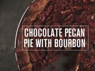 You can't go wrong with chocolate bourbon and pecan pie