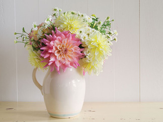 Floral Arranging Fun