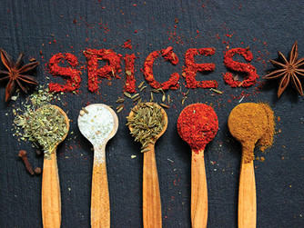 Add a Little Spice to Your Life