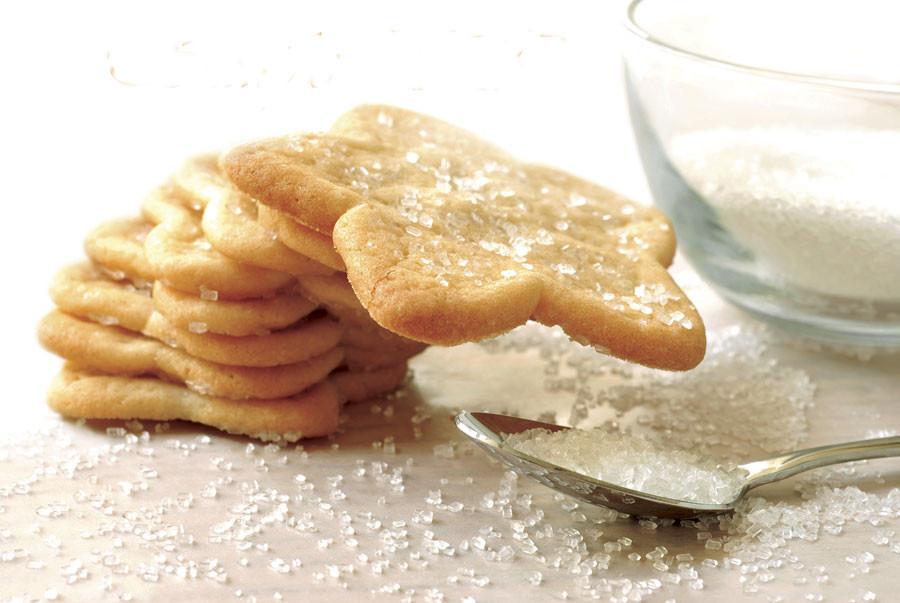 Sugar cookie food porn