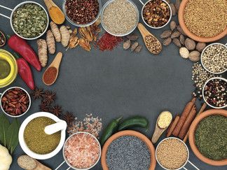 Herbs and Spices to Keep you Healthy