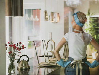 Extend spring cleaning to common household items