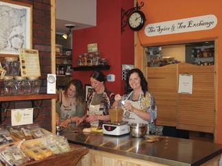 Spice & Tea Exchange:No Time to Retire