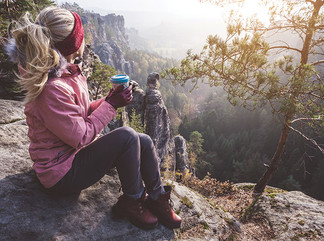 Taylor'd with Style - High-Fashion Hiking