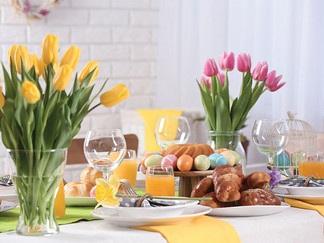 How to Host the Perfect Easter Brunch
