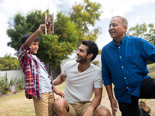 Fun playtime ideas for Father's Day