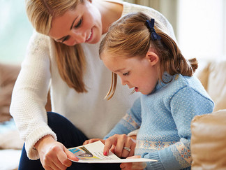 Encourage Children to Read More