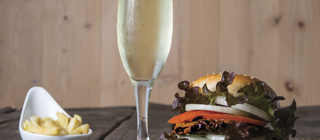 Four dishes you didn't know pair well with Champagne