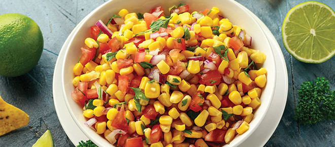 Corn, Salsa, & Watermelon Sides for Your End-Of-Summer Party