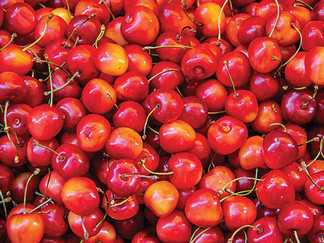 Sandy's Food for Thought: A Cherry on Top