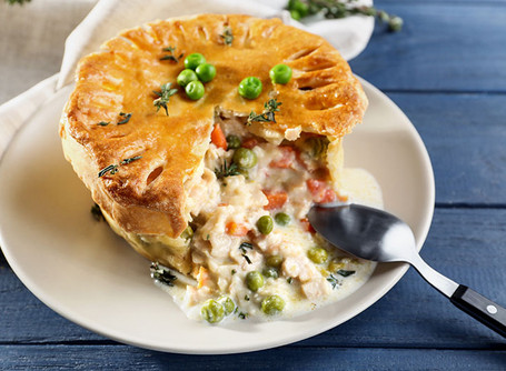The Classy Cook: American Pot Pies