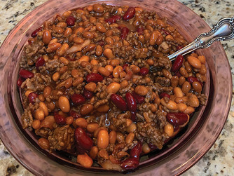 The Classy Cook: Calico Beans