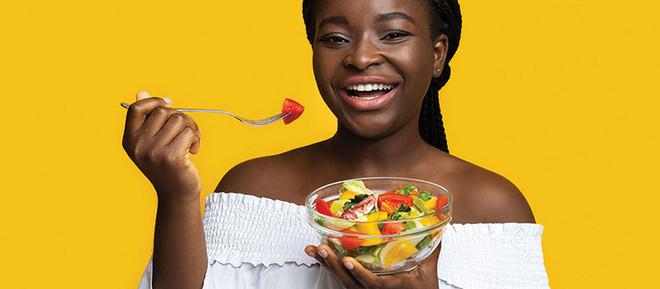 June is National Fruit & Vegetable Month