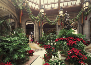 Celebrate the holidays at Biltmore