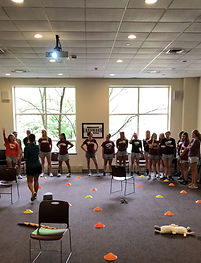 Susquehanna University Team Building Wor