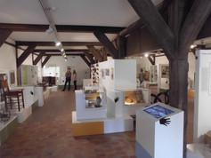 Besuch der vorangegangenen Ausstellung