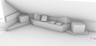 Erste Skizze des Aufbaus einer Station