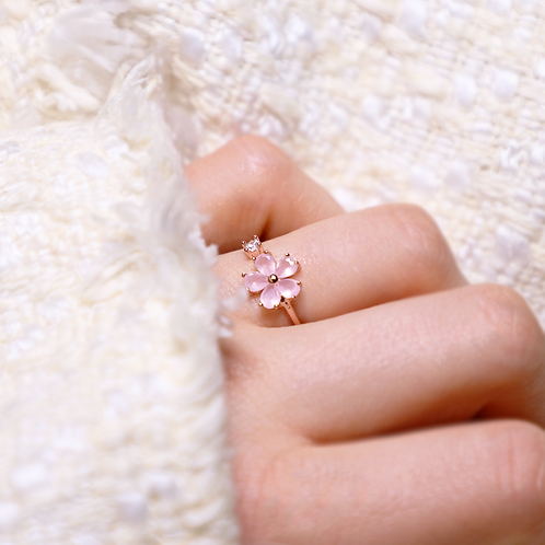 Flower with Crystal Ring Season 1