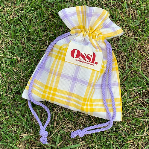 Ossl Hand Made Candy Pouch