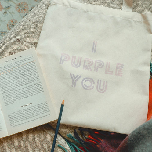 I Purple You Printed Version