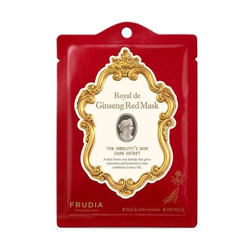 [Frudia] Royal De Ginseng Red Mask