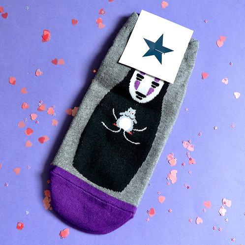Kaonashi socks