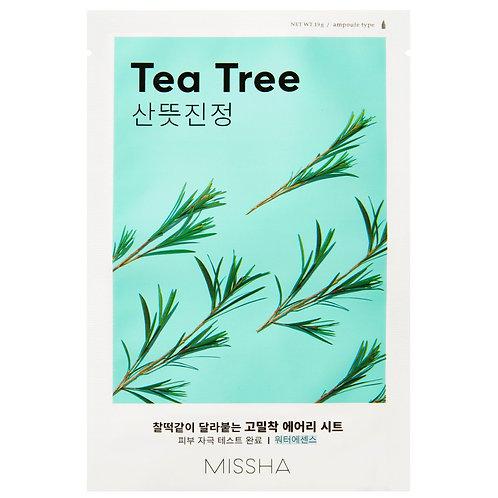 [Missha] Airy Fit Sheet Mask Tea Tree