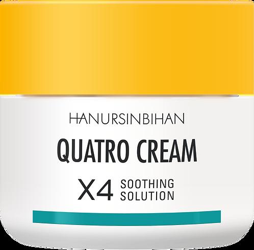 [HANURSINBIHAN] Quatro Cream Soothing Solution